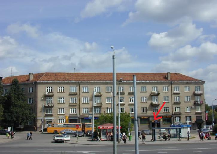 Vilniaus rajono 1-asis notarų biuras